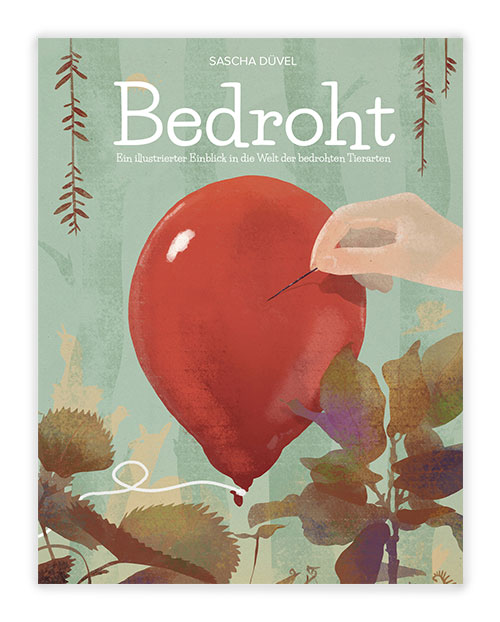 Cover Bedroht