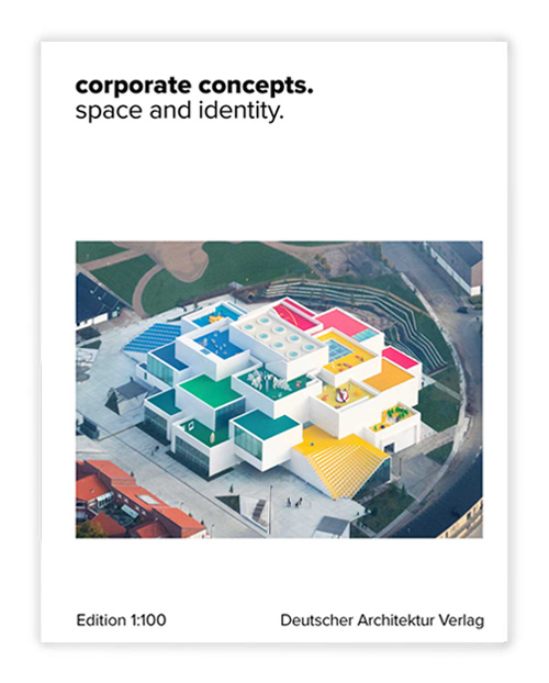 Cover corporate concepts 1:100