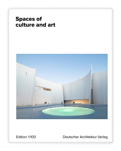 Cover spaces of culture and art Edition 1:100